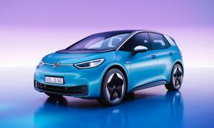 Vw Volkswagen Id Id3 Header