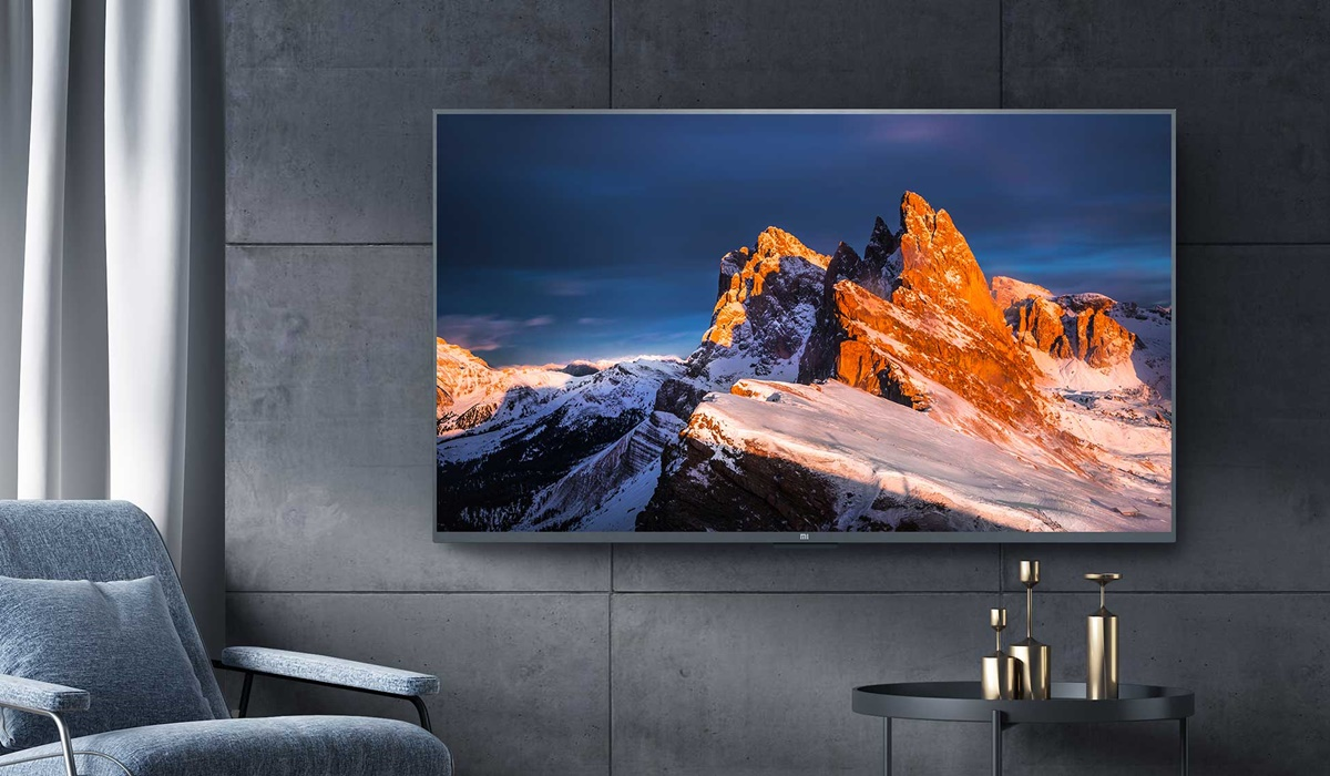 Xiaomi Mi Smart Tv 4s 65 Zoll