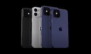 Apple Iphone 12 Pro Lineup Mockup