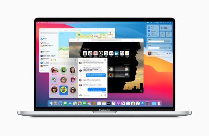 Apple Macbook Pro Macos 11