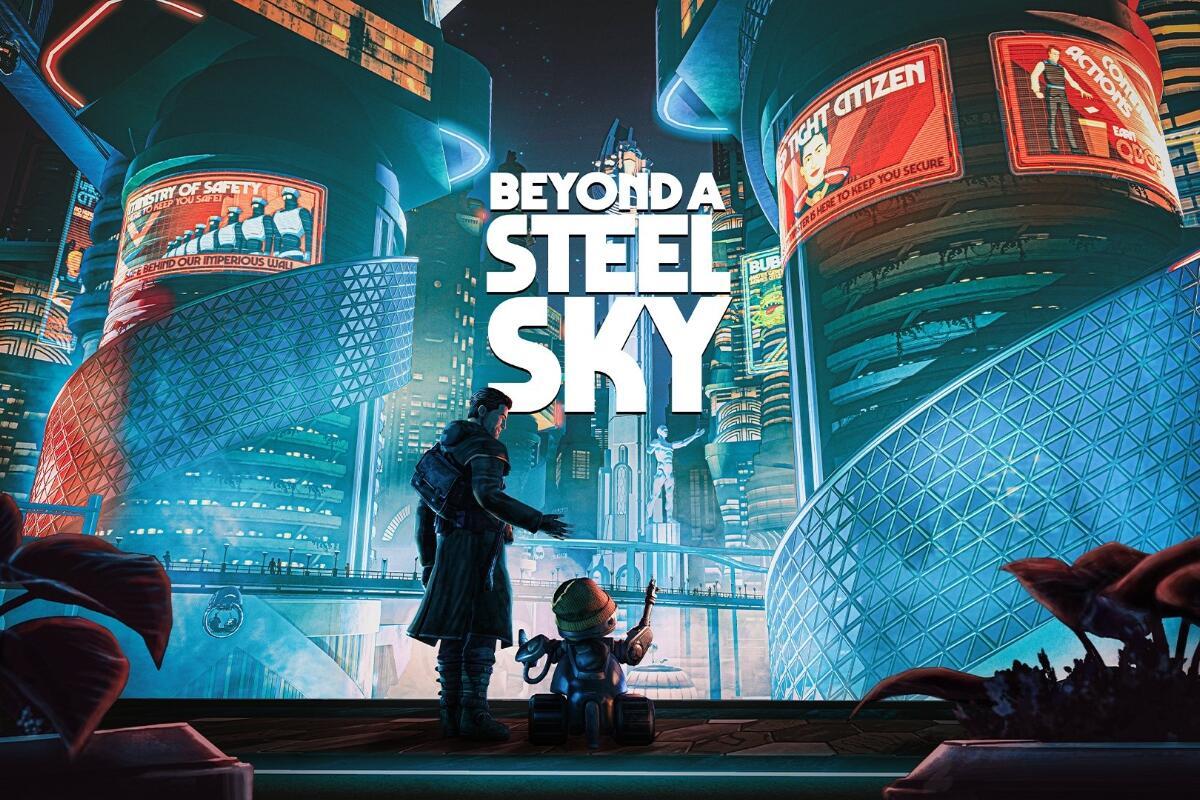 Beyond Steel Sky