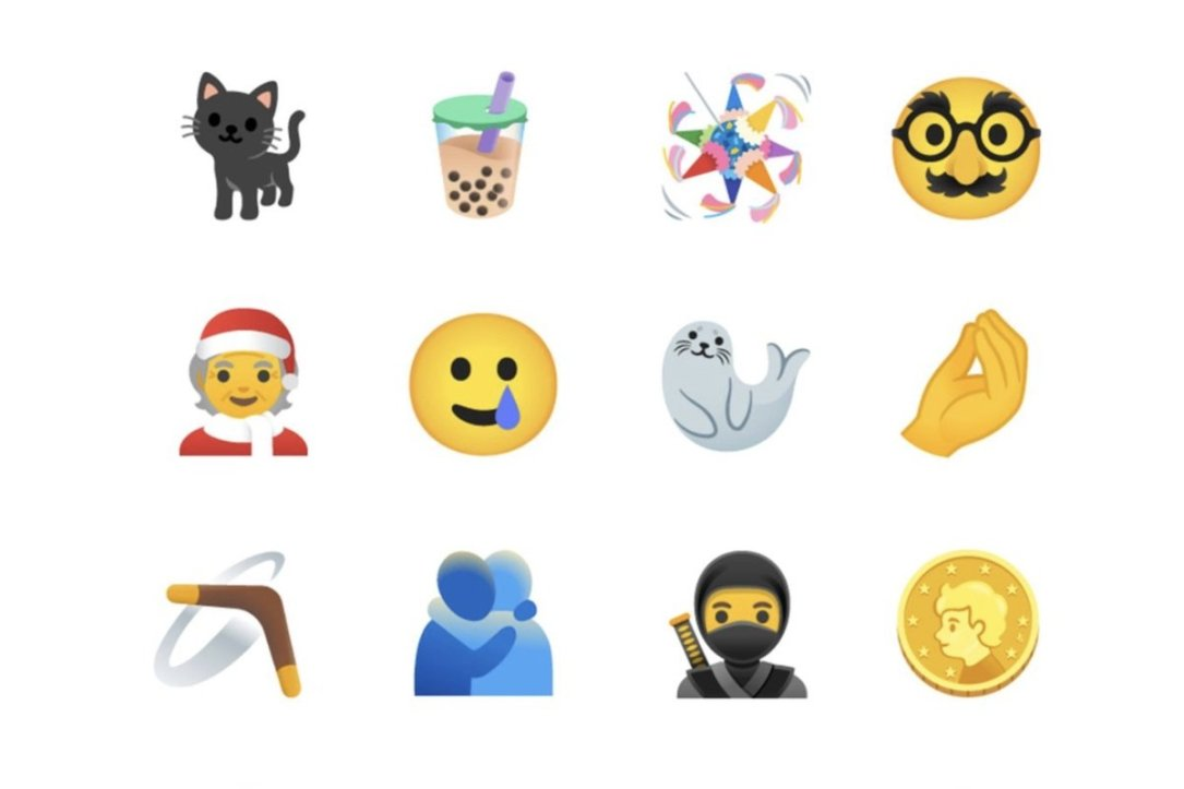 Emoji Android 11