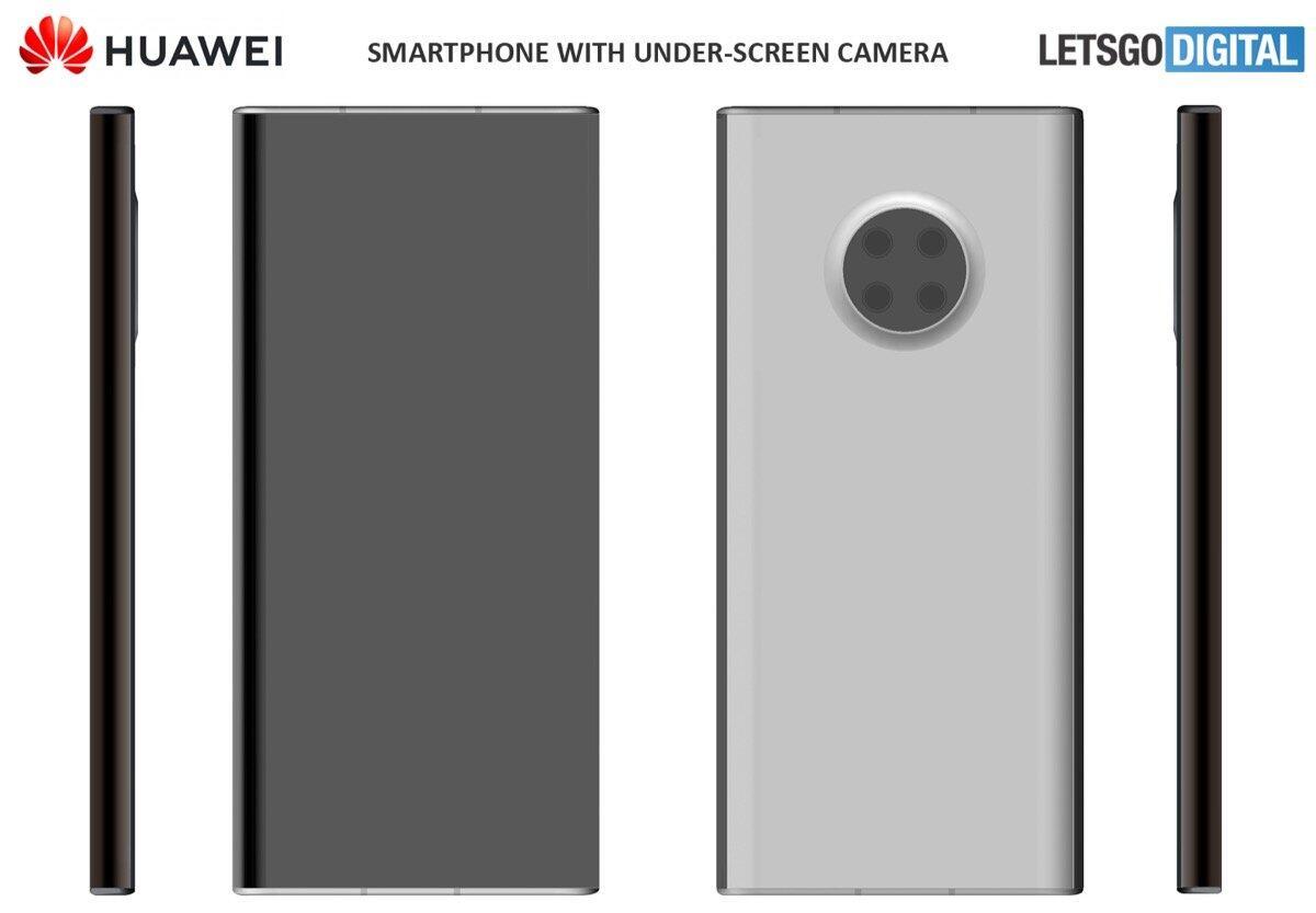 Huawei Kamera Display Patent1