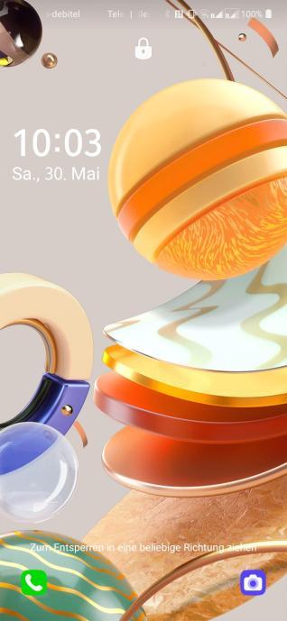 Lg K61 Lockscreen