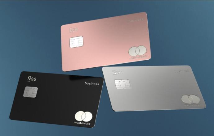 N26 Metal Cards