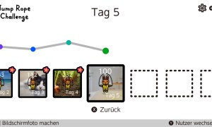 Nintendo Switch Jump Rope Challenge Screen2