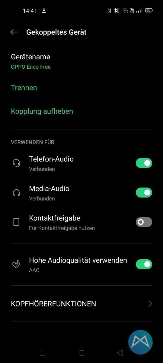 Oppo Enco Free Screenshot 3