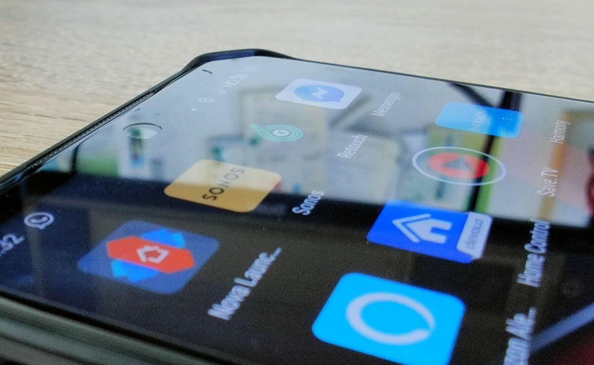 S95 Pro Display Schutz