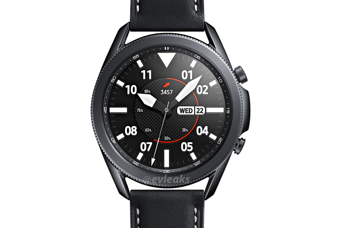 Samsung Galaxy Watch 3 Leak Header
