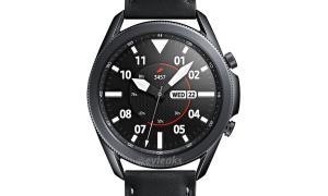 Samsung Galaxy Watch 3 Leak Header