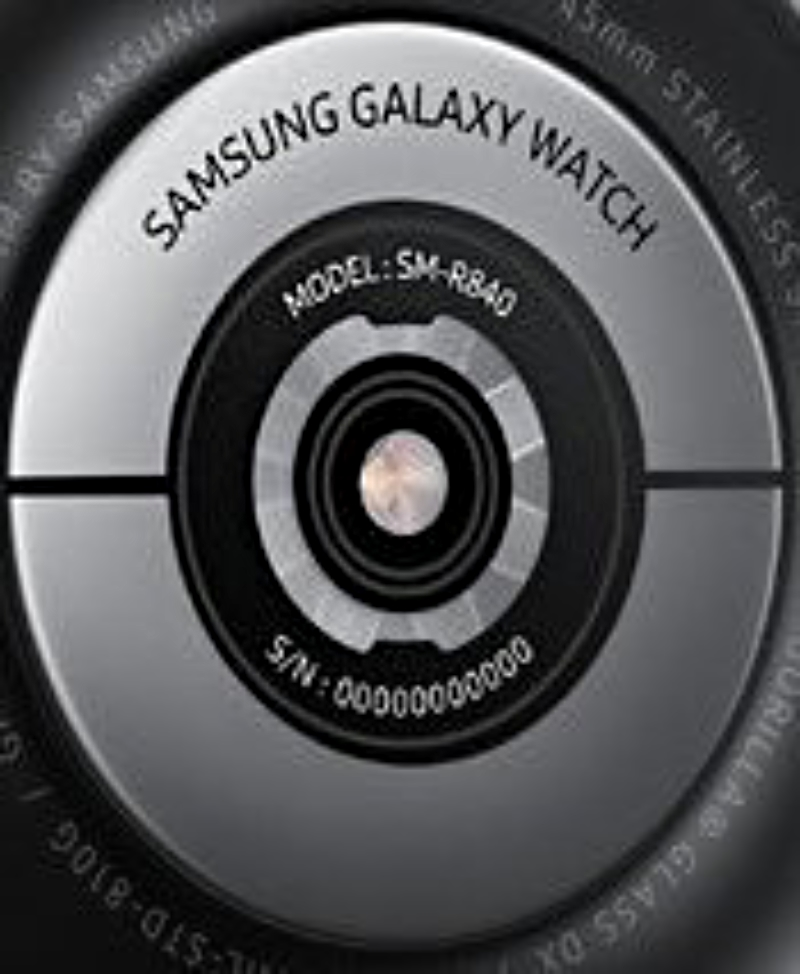 Samsung Galaxy Watch 3 Sensor