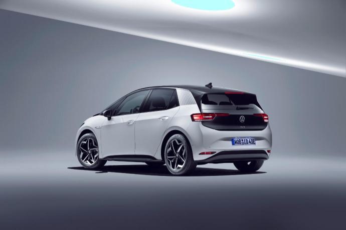 Volkswagen Vw Id Id3 Header