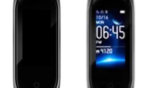 Xiaomi Mi Band 5 Leak