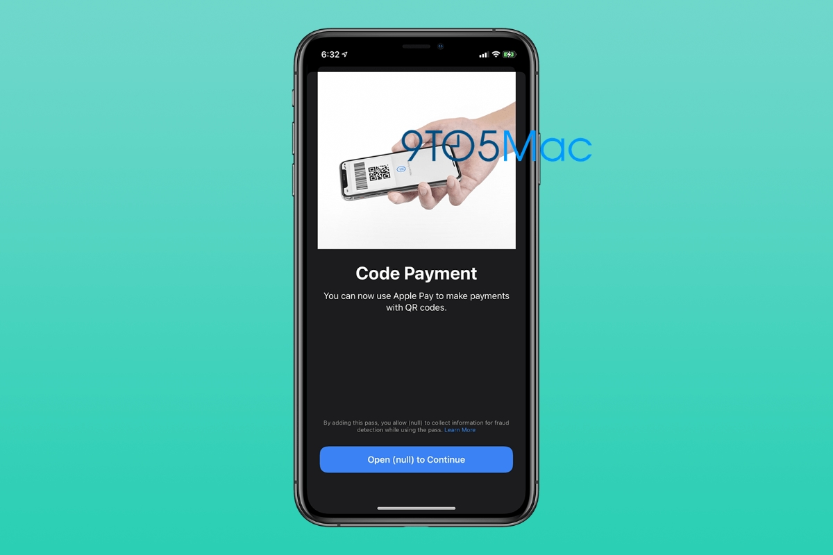 Apple Pay Qr Code