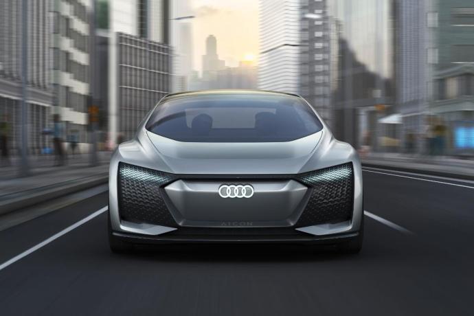Audi Aicon Front Header
