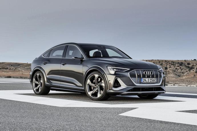 Audi E Tron S Sportback Header