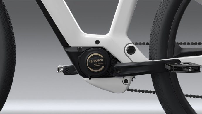 Bosch E Bike Konzept Motor