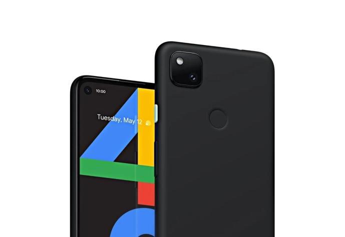 Google Pixel 4a Header