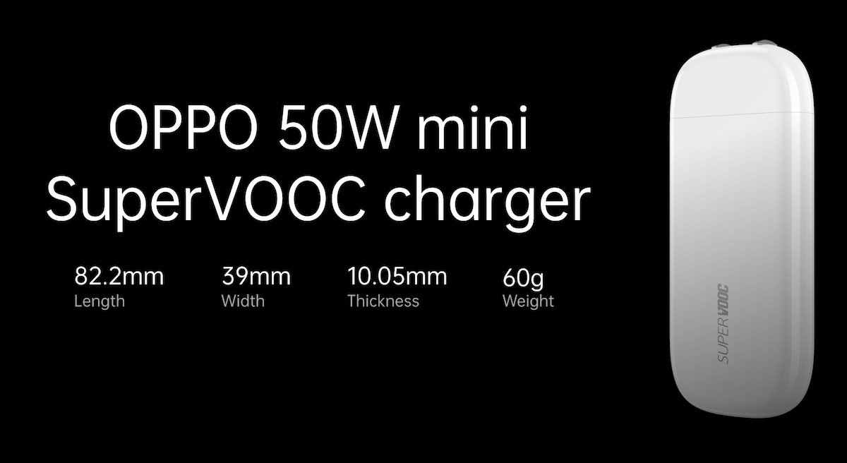 Mini Charger Oppo