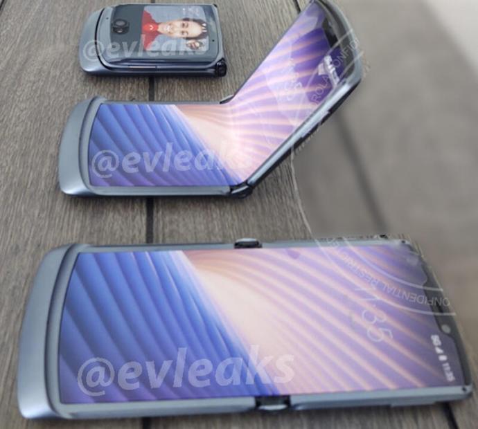 Motorola Razr 5g Render
