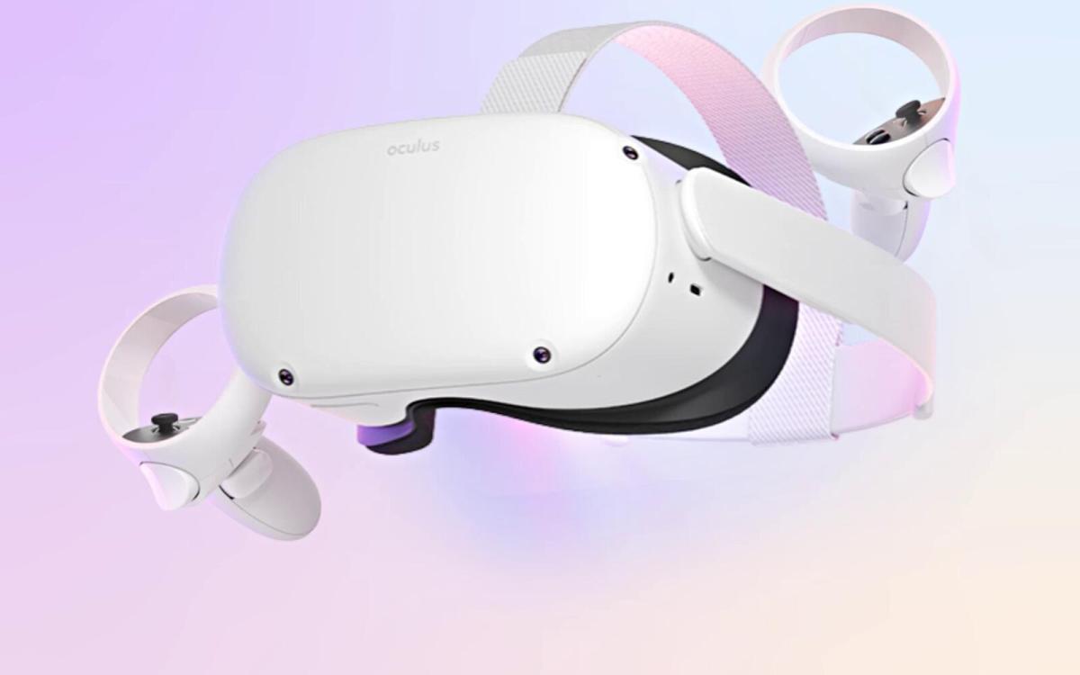 Oculus Quest 2020 Leak