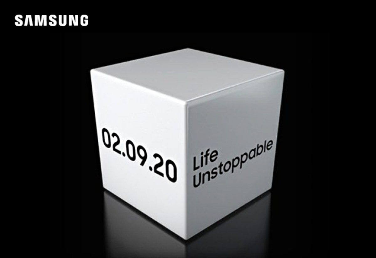 Samsung Event September 2020