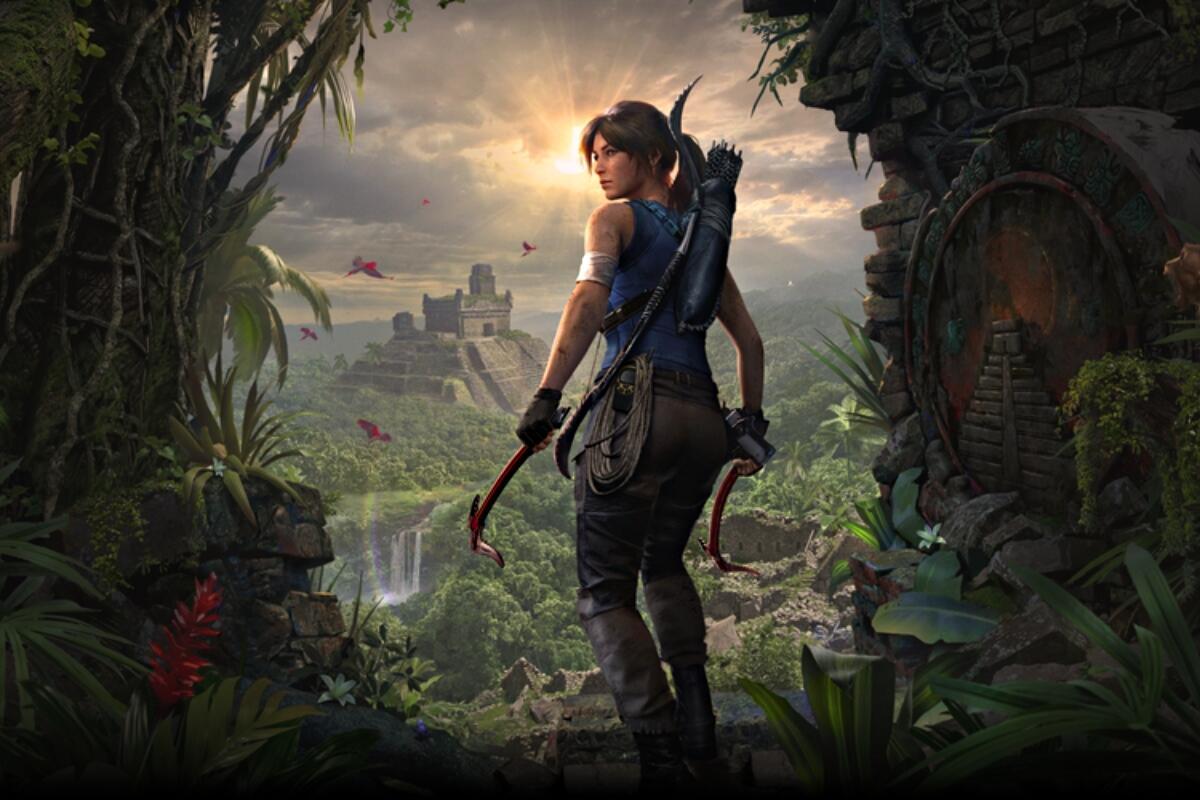 Tomb Raider Header