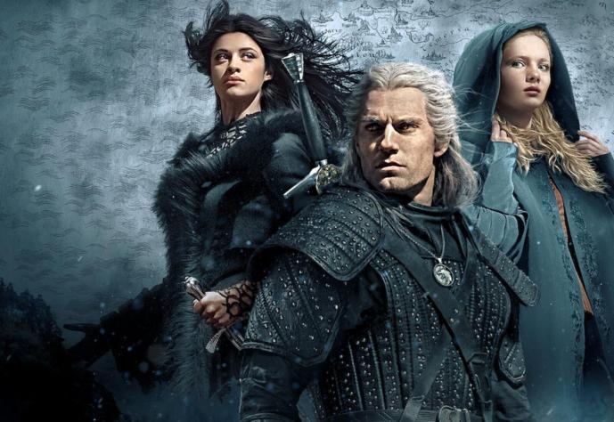 Witcher Netflix Header