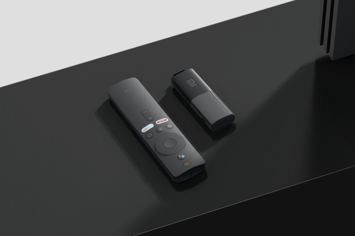 Xiaomi Mi Tv Stick Header