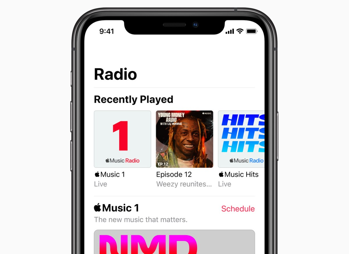 Apple Announces Apple Music Radio 08182020