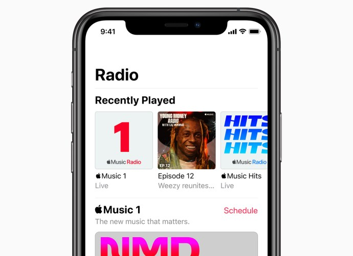 Apple Announces Apple Music Radio 08182020