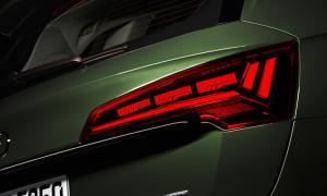 Audi Oled Licht Header
