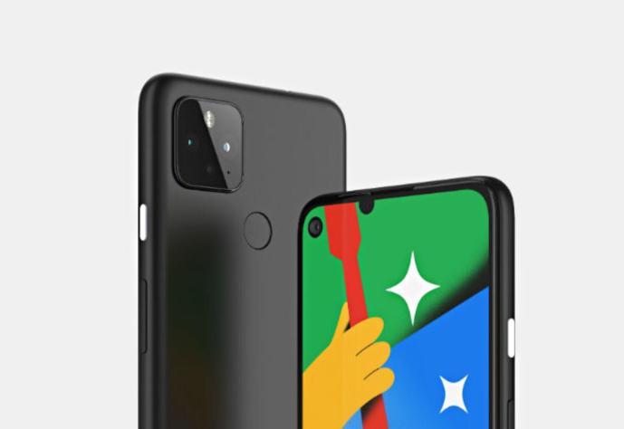 Google Pixel 4a 5g Header