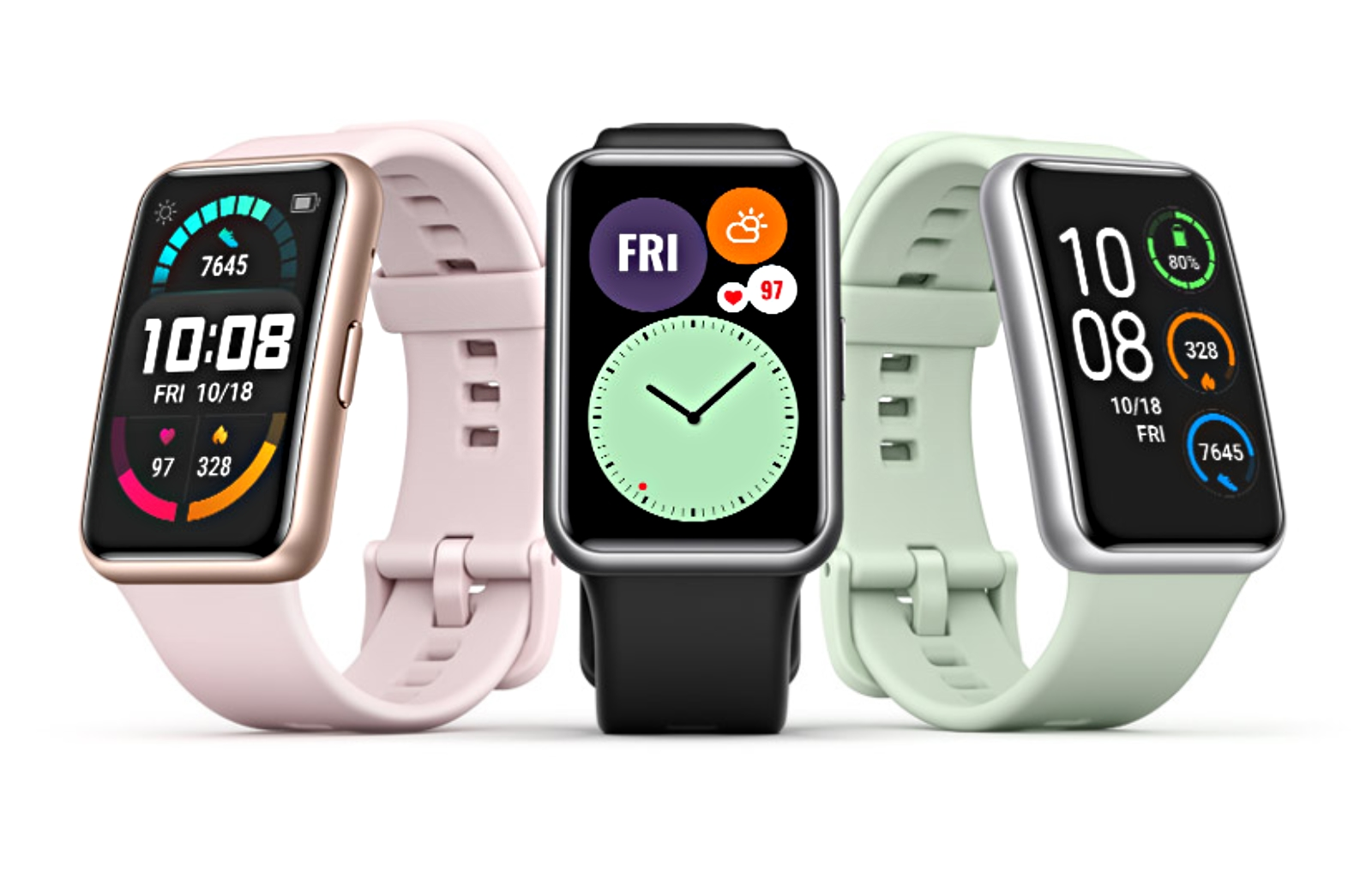 Huawei Watch Fit Farben