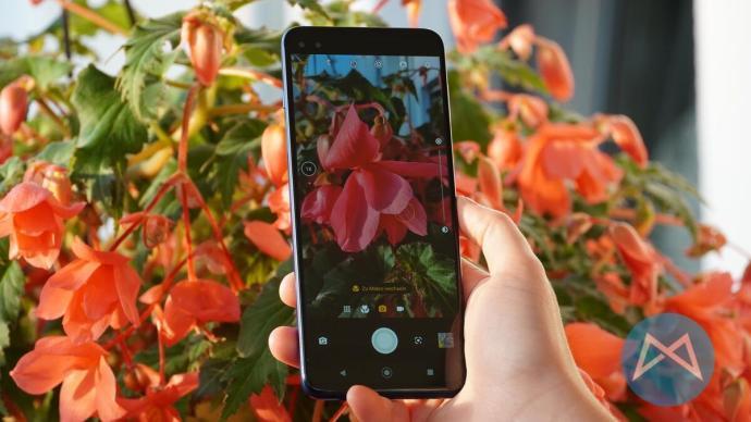 Kamera Moto G 5g Plus