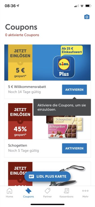 Lidl Plus Coupon