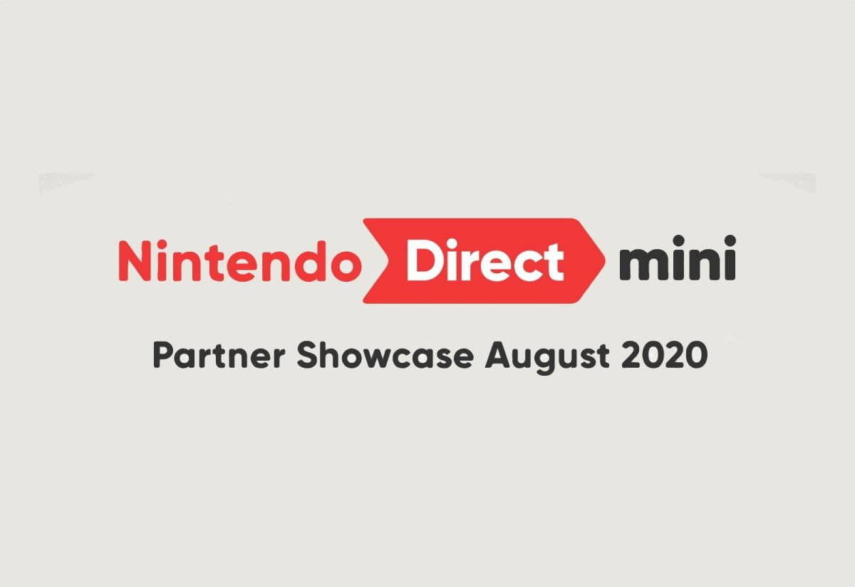 Nintendo Direct Mini August 2020