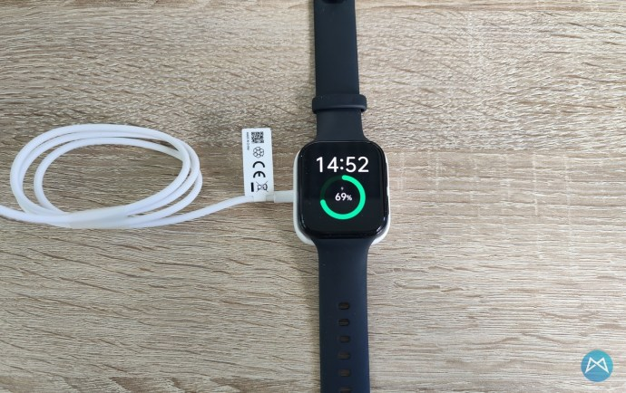 Oppo Watch 41mm Charging