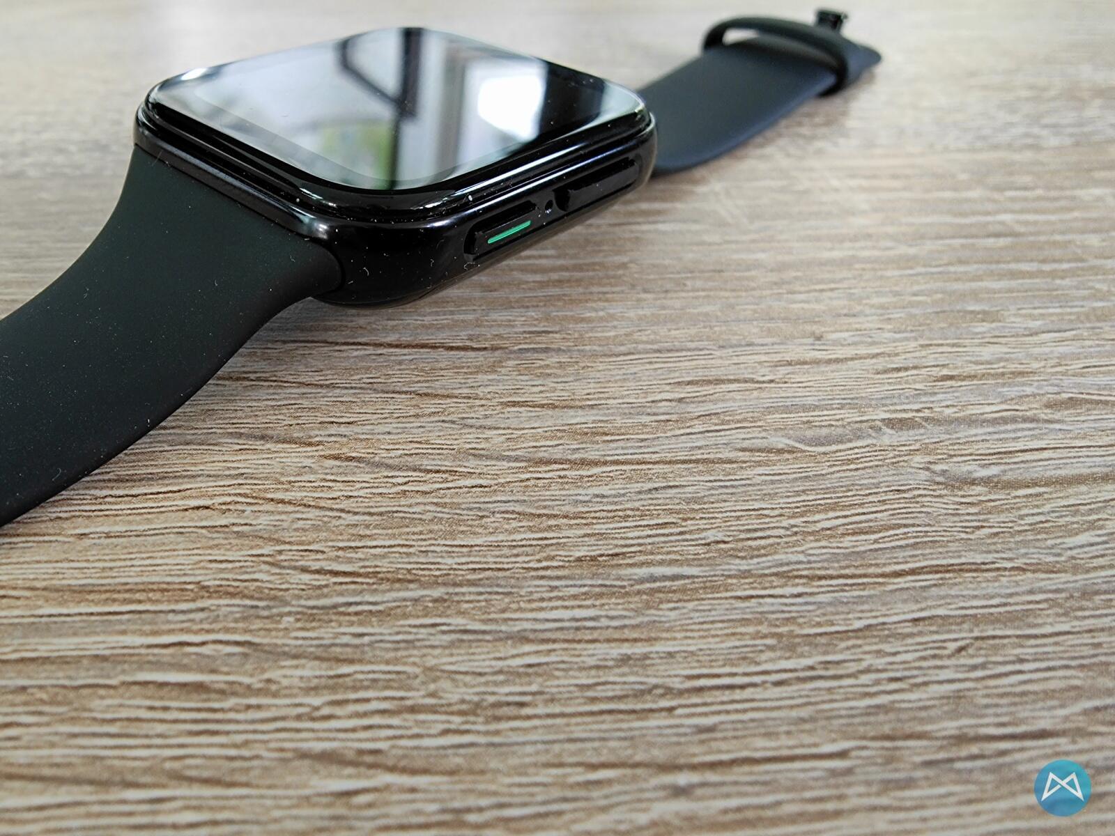 Oppo Watch 41mm Seite Buttons