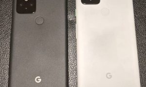 Pixel 5 4a 5g Back Leak