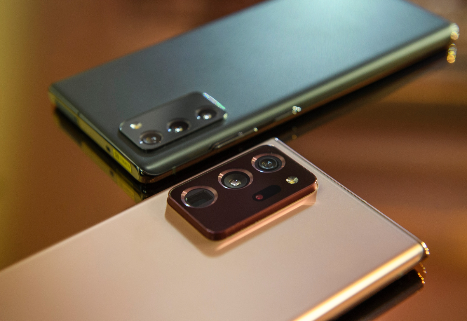 Samsung Galaxy Note 20 Kamera