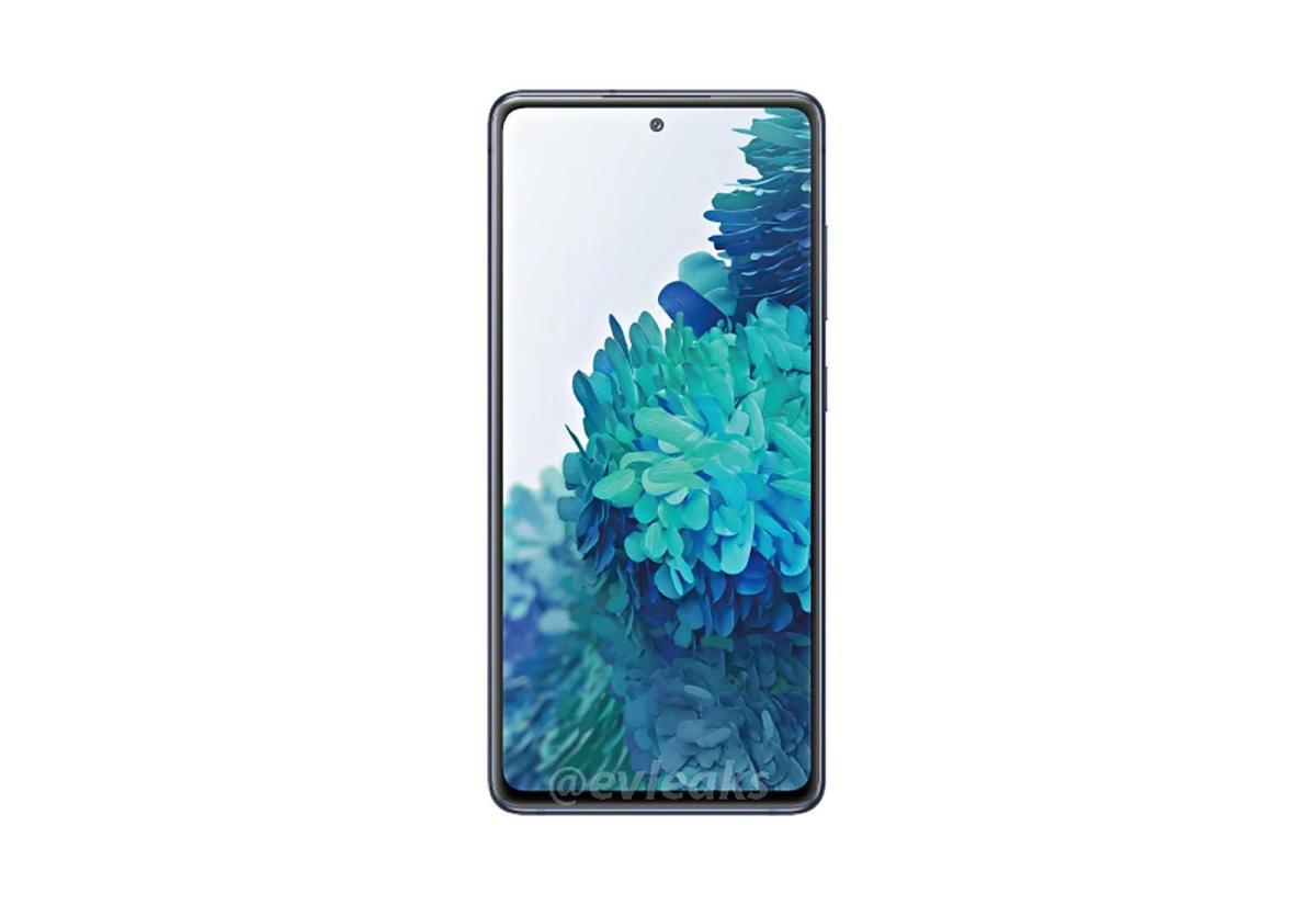 Samsung Galaxy S20 Fe 5g Leak