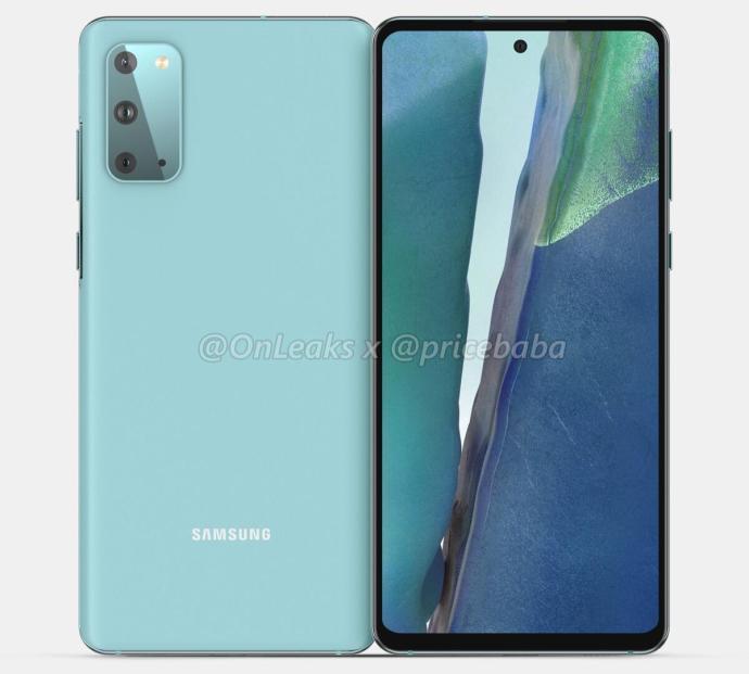 Samsung Galaxy S20 Fe 1