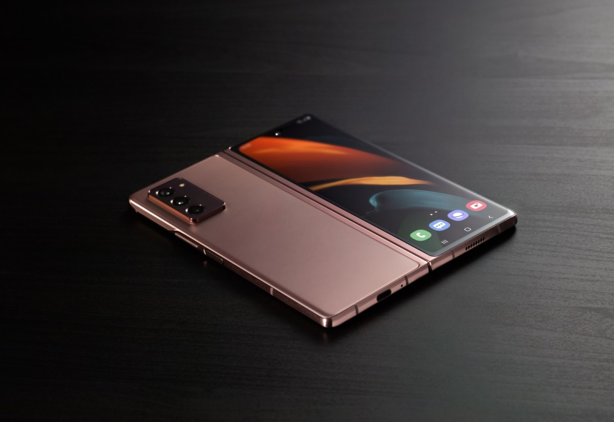 Samsung Galaxy Z Fold 2 Back