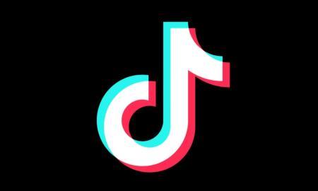 Tiktok Logo Header