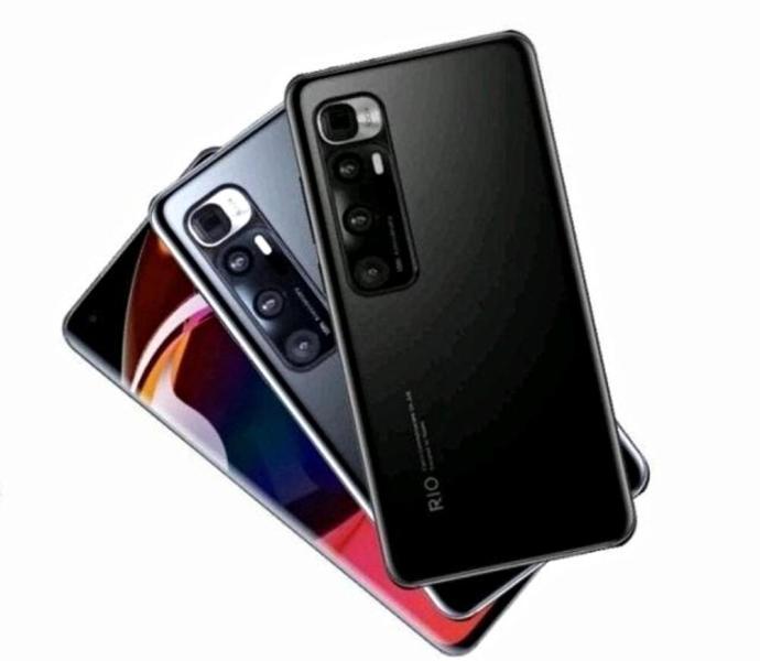 Xiaomi Mi 10 Ultra Front