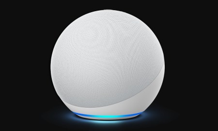 Amazon Echo Dot 2020 Header