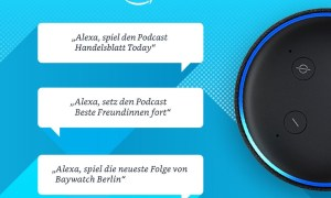 Amazon Music Podcasts Echo Lautsprecher