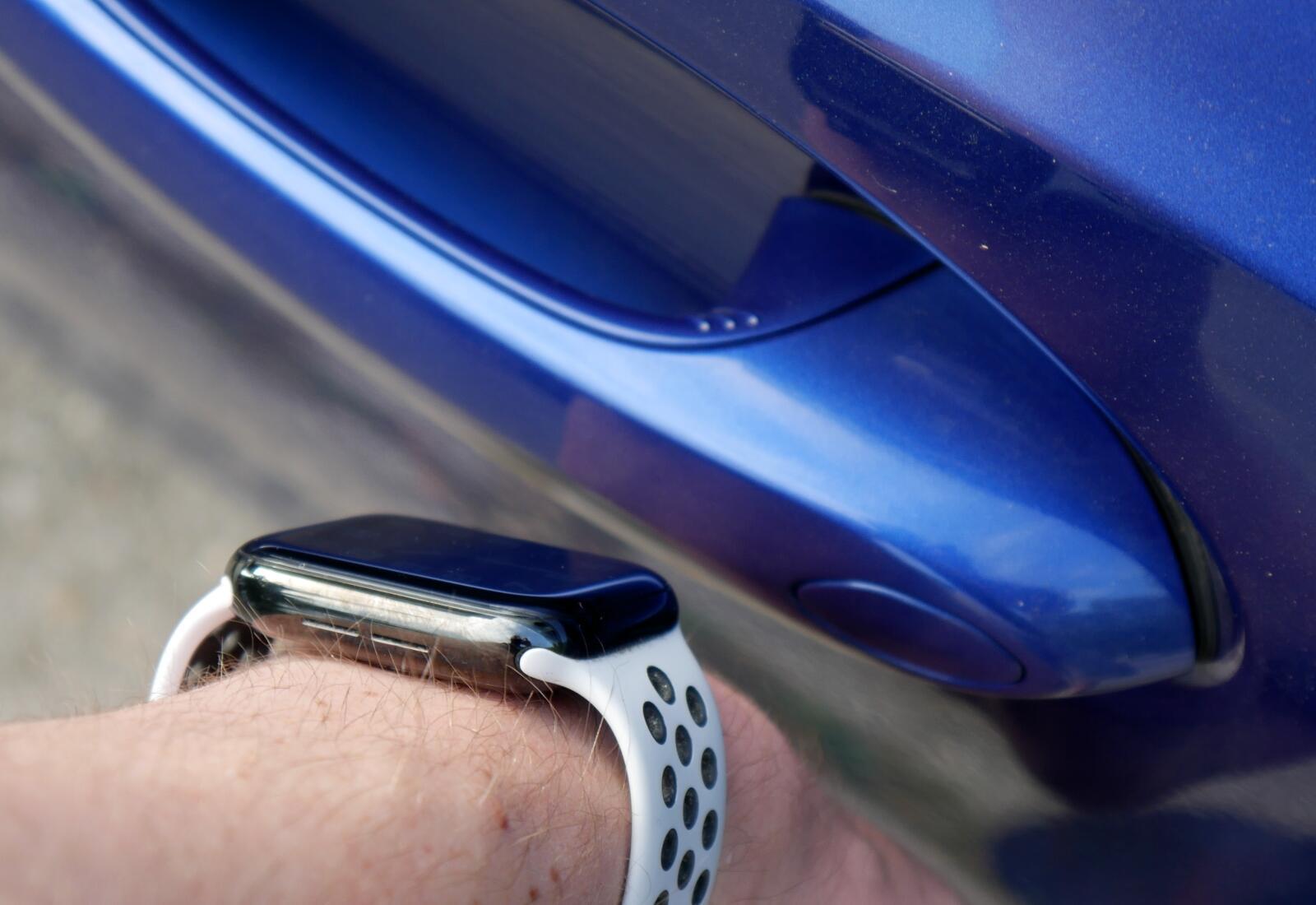 Apple Carkey Bmw Digital Key Watch Door