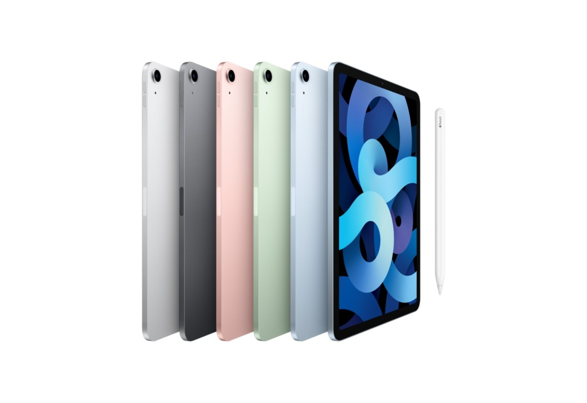 Apple Ipad Air 2020 Header